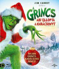 A grincs Blu-ray
