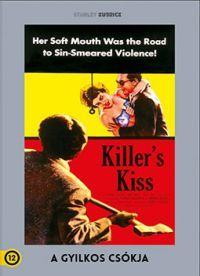 A gyilkos csókja DVD