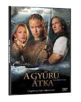 A gyűrű átka DVD