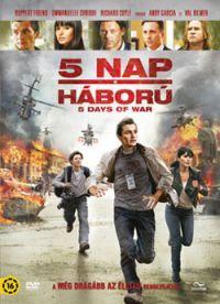 A háború 5 napja DVD
