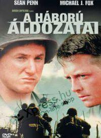 A háború áldozatai DVD