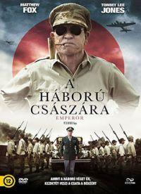 A háború császára DVD