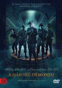 A háború démonjai DVD
