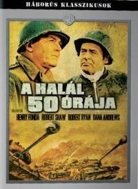 A halál 50 órája DVD