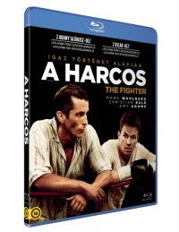 A harcos Blu-ray
