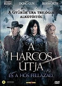 A harcosok útja DVD
