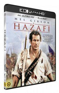 A hazafi Blu-ray + 4K Blu-ray