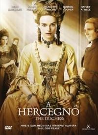 A hercegnő DVD