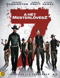 A hét mesterlövész (2016) Blu-ray