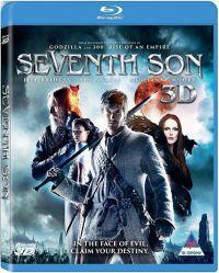 A hetedik fiú (Blu-ray 3D+Blu-ray) Blu-ray