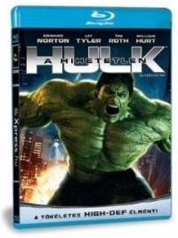 A hihetetlen Hulk Blu-ray