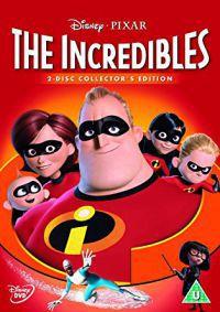 A hihetetlen család 1-2. DVD