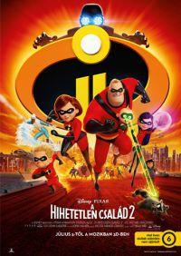 A hihetetlen család 2. DVD