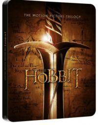 A hobbit - Az öt sereg csatája Blu-ray