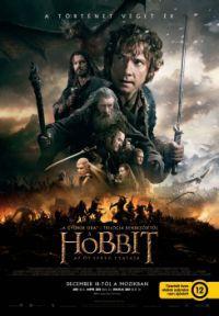 A hobbit: Az öt sereg csatája - duplalemezes, extra változat (2 Blu-ray) (20250) Blu-ray