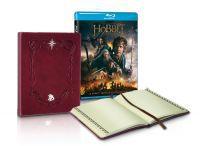 A hobbit: Az öt sereg csatája - duplalemezes, extra változat (2 Blu-ray) + Bilbó naplója Blu-ray