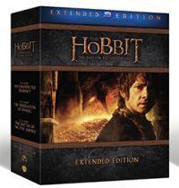 A hobbit trilógia (bővített változatok gyűjteménye (6 Blu-ray) *21813* Blu-ray