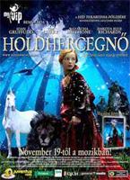 A holdhercegnő DVD