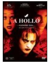 A holló 4. - Gonosz ima DVD