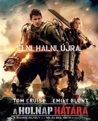 A holnap határa Blu-ray