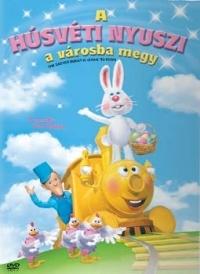 A húsvéti nyuszi a városba megy DVD