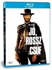 A jó, a rossz és a csúf Blu-ray