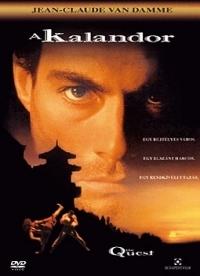 A kalandor (Jean-Claude Van Damme) DVD