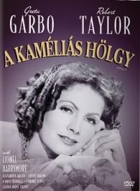 A kaméliás hölgy (Greta Garbo) DVD