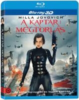 A kaptár: Megtorlás 2D és 3D Blu-ray