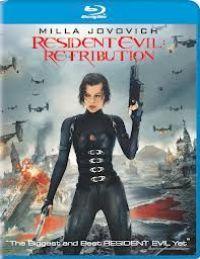 A kaptár: Megtorlás Blu-ray