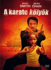 A karate kölyök DVD