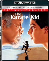 A karate kölyök Blu-ray