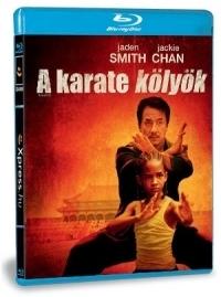 A karate kölyök (2010) Blu-ray