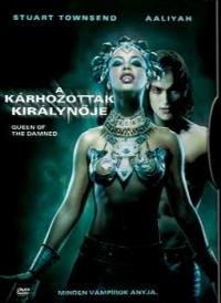A kárhozottak királynője DVD