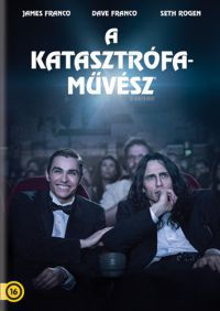 A katasztrófaművész DVD