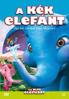 A kék elefánt DVD