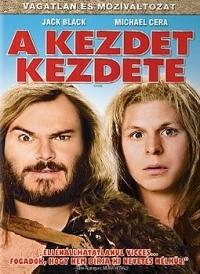 A kezdet kezdete DVD