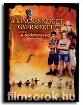 A kincses sziget gyermekei 2. - A szörnyeteg DVD
