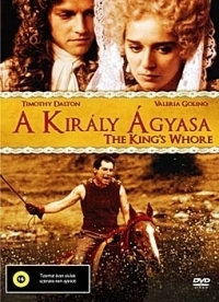 A király ágyasa DVD
