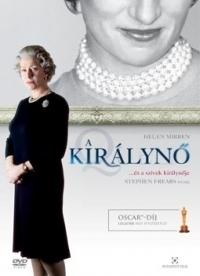 A királynő DVD