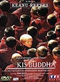 A kis Buddha DVD