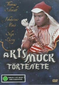A kis Muck története DVD
