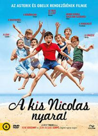 A kis Nicolas nyaral DVD