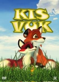 A kis Vuk DVD