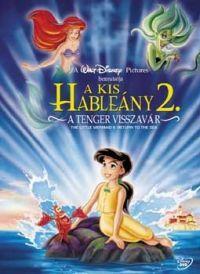 A kis hableány 2. - A tenger visszavár DVD