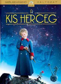 A kis herceg DVD