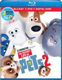A kis kedvencek titkos élete 2. Blu-ray