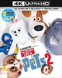 A kis kedvencek titkos élete 2. (4K UHD + Blu-ray) Blu-ray
