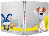 A kis kedvencek titkos élete 2.  - limitált, fémdobozos változat (steelbook) 2D és 3D Blu-ray