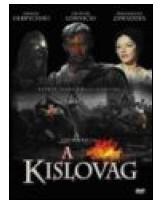 A kislovag DVD